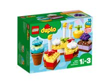 My First Celebration, LEGO 10862, spiele-truhe (spiele-truhe), DUPLO, Hamburg