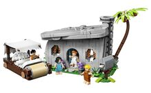 The Flintstones Lego 21316