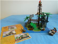 Forbidden Island, Lego 6270, Alex, Pirates, Dortmund