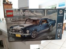 Ford Mustang, Lego 10265, Paul Firstbrook , Creator, Bergvliet, Cape Town.
