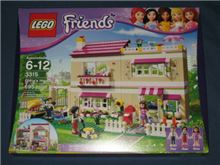 Olivia's House 2012 Retired, Lego 3315, Christos Varosis, Friends, Serres