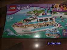 FRIENDS - SHIP , Lego 41015, Roberto , Friends