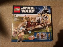 LEGO Star Wars The Battle of Naboo 7929 NISB, Lego 7929, Richard Harding, Star Wars, Kingswinford