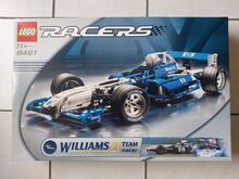 Used Williams F1 Team Racer for Sale, Lego 8461, Tracey Nel, Racers, Edenvale