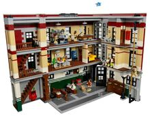 Ghostbuster Fire House Headquarters, Lego, Dream Bricks, Ghostbusters, Worcester