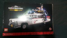 Ghostbusters ecto car, Lego 10274, Jamie Vranjkovic, Ghostbusters, Leicester
