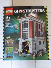 Ghostbusters Firehouse Headquarters, Lego 75827, Tracey Nel, Ghostbusters, Edenvale