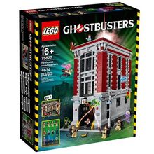 Ghostbusters Firehouse Headquarters, Lego 75827, Creations4you, Ghostbusters, Worcester
