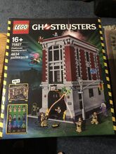 Ghostbusters Firehouse Headquarters, Lego 75827, Andrew Tan, Ghostbusters, Sandton