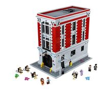 Ghostbusters Firehouse Headquarters Lego 75827
