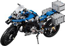 BMW R 1200 GS Adventure, Lego 42063, Christos Varosis, Technic, Serres
