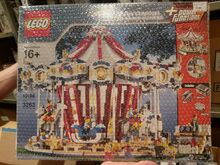 Grand Carousel, Lego 10196, Tracey Nel, Sculptures, Edenvale