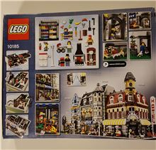 Green Grocer Lego 10185