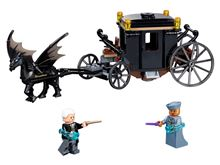 Grindelwald's Escape, Lego 75951, WayTooManyBricks, Harry Potter, Essex