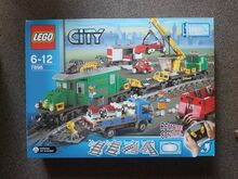 Cargo Train Deluxe, Lego 7898, Tracey Nel, Train, Edenvale
