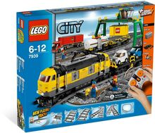 Cargo Train, Lego 7939, Christos Varosis, Train