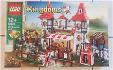 Lego Kingdom's Joust, Lego 10223, Tracey Nel, Castle, Edenvale