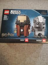 Hagrid and Buckbeak Brickheadz, Lego 40413, Creations4you, Harry Potter, Worcester