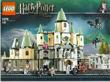 Harry Potter Hogwarts Castle Lego 5378