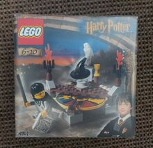 Harry Potter Sorting Hat Lego 4701