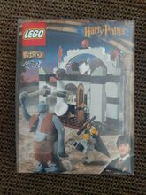 Harry Potter Troll on the Loose, Lego 4712, Tracey Nel, Harry Potter, Edenvale