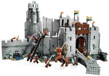 Battle of Helms Deep, Lego 9474, Creations4you, Lord of the Rings, Worcester