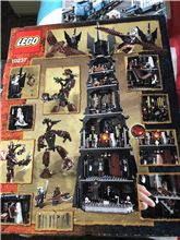 Lord of the rings tower of orthanc, Lego 10237, Thomas Dempsey, Lord of the Rings, Liverpool