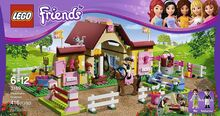 Heartland Stables, Lego 3189 , Jessica, Friends, Monticello