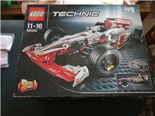 Grand Prix Racer, Lego 42000, Stefan Smith, Technic, Brits