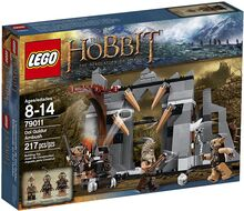 The Hobbit Dol Guldur Ambush, Lego, Creations4you, Lord of the Rings, Worcester