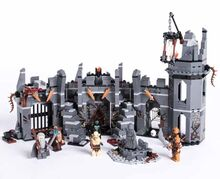 The Hobbit Dol Guldur Battle, Lego, Creations4you, Lord of the Rings, Worcester
