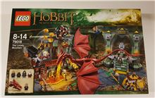 The Hobbit The Lonely Mountain Lego 79018