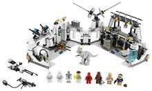 Hoth Echo Base Classic 2011 Edition, Lego, Creations4you, Star Wars, Worcester
