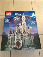Disney Castle, Lego 71040, Creations4you, Disney, Worcester