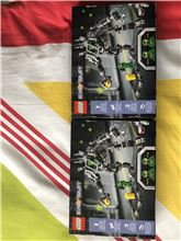 Ideas exo suit x 2 - £25 each, Lego 21109, Thomas Dempsey, Ideas/CUUSOO