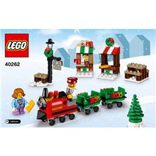 Christmas Train Ride, Lego 40262, Gohare, other, Tonbridge
