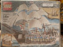 Imperial Flagship, Lego 10210, Tracey Nel, Pirates, Edenvale