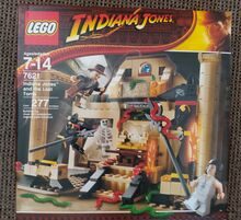 Indiana Jones The Lost Tomb, Lego 7621, Tracey Nel, Indiana Jones, Edenvale