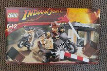 Indiana Jones The Motor Cycle Chase, Lego 7620, Tracey Nel, Indiana Jones, Edenvale