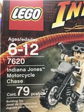 Indiana Jones Motorcycle Chase, Lego 7620, Michelle Jackson, Indiana Jones, Warrington