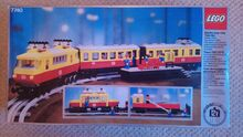 Inter City Train Set + Extras, Lego 7740, Andrew Heron, Train, Ayr