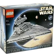 UCS Star Destroyer, Lego 10030, Simon Colwell, Star Wars, Havant