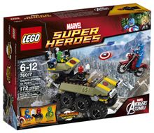 Super Heroes Captain America vs Hydra, Lego 76017, Laura, Super Heroes, Cape Town