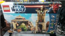 Jabbas Palace, Lego 9516 , shawn ramsay, Star Wars, Lloydminster
