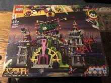 The Joker Manor Lego 70922