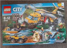 Jungle Airdrop Helicopter, Lego 60162, Tracey Nel, City, Edenvale