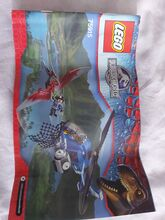 Jurassic world Pteranodon Capture Lego 75915