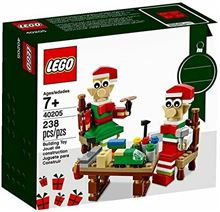 Little Elf Helpers, Lego 40205, Christos Varosis, other