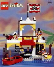 Imperial Outpost, Lego 6263, Creations4you, Pirates, Worcester
