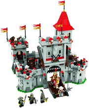 King's Castle, Lego, Creations4you, Castle, Worcester